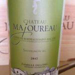 vert-de-vin-chateau-majoureau-sauvignon-sec-2012-cotes-de-bordeaux-saint-macaire