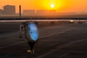 Moët Hennessy devient le partenaire Officiel de Solar Impulse 2