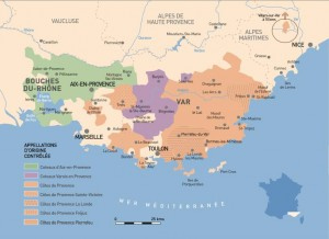 Millésime 2015: Les vendanges ont bien démarré en Provence