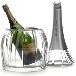 Champagne & James Bond: Bollinger Spectre Crystal Set 007
