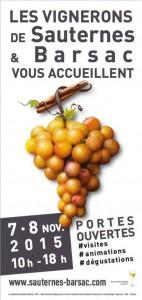 vertdevin-Portes Ouvertes 2015 de Sauternes et Barsac