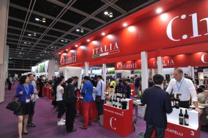 vertdevin-HKTDC Hong Kong International Wine & Spirits Fair 2015