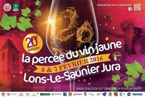 vertdevin-la percée du vin jaune du jura 2015 affiche