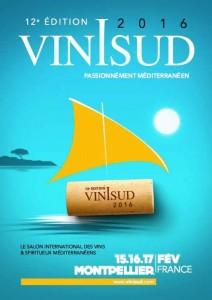 En 2016 Vinisud amplifiera son rayonnement