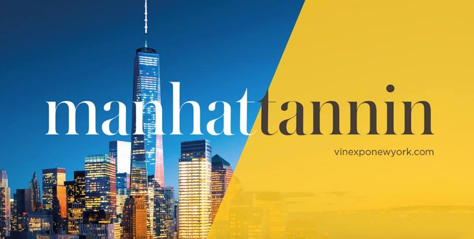 En 2018 Vinexpo inaugurera une nouvelle édition sur New York!