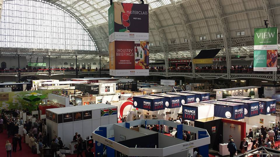 The London Wine Fair is coming back! | Vertdevin
