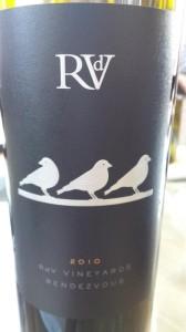 RDV Vineyards – Rendezvous 2010 – Virginia