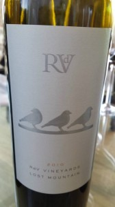 RDV Vineyards – RDV 2010 – Lost Mountain – Virginia