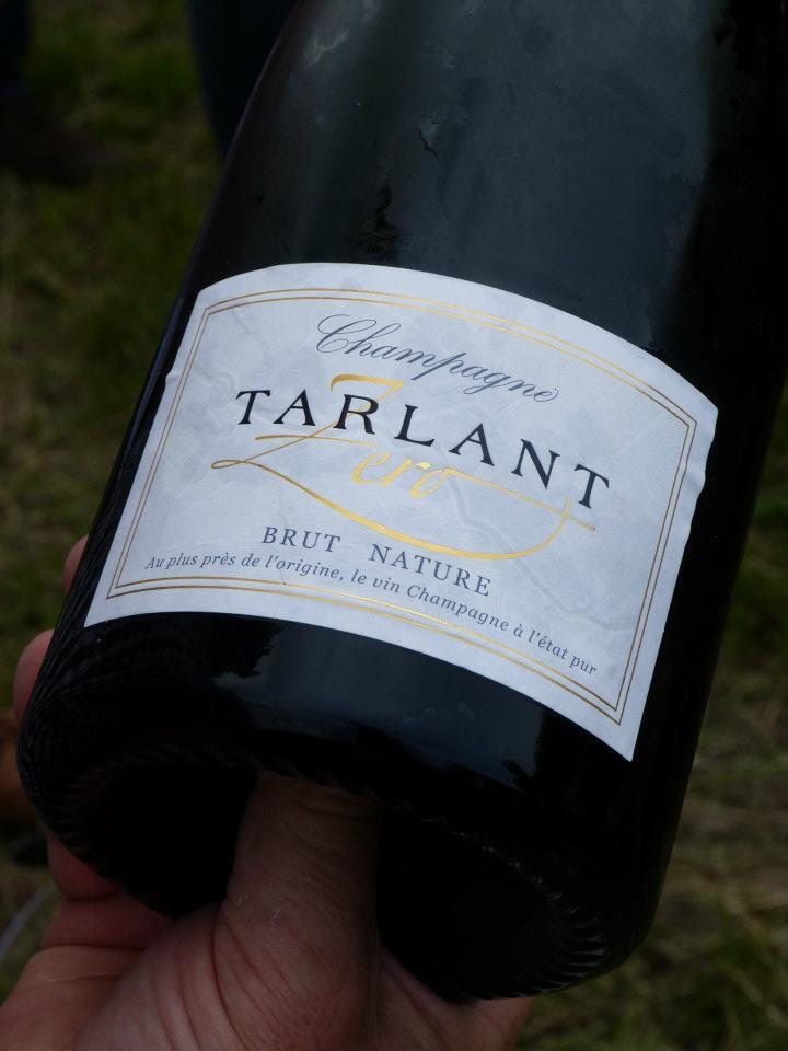 Champagne Tarlant – Zero – Brut Nature (vendange 2006)