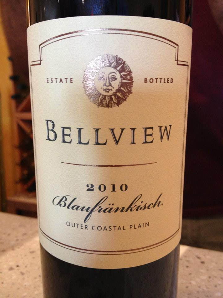 Bellview Winery – Blaufränkisch 2010 – Outer Coastal Plain