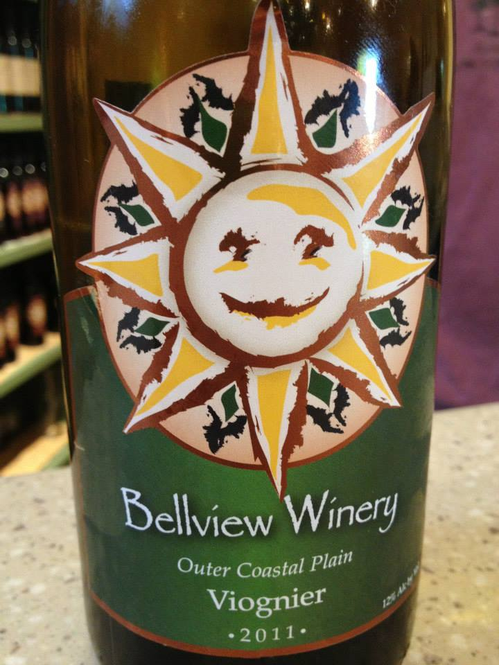 Bellview Winery – Viognier 2011 – Outer Coastal Plain