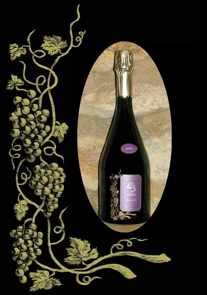 Champagne Christian Briard – BRUT – Cuvée Ambre 2005