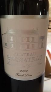 Château Bernateau 2011 – Saint-Emilion Grand Cru
