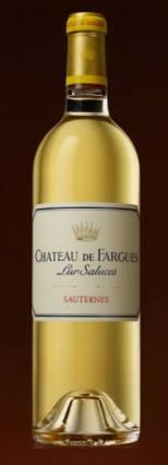 Château De Fargues – Lur Saluces – Sauternes – 2013