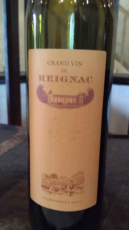 Grand Vin de Reignac – Bordeaux Supérieur – 2010 (Red)