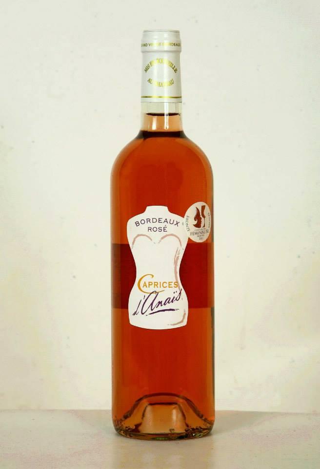 Caprice d'Anaïs – Bordeaux Rosé 2012