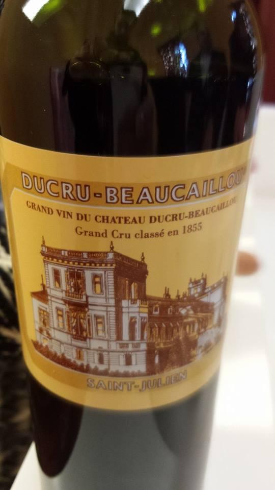 Château Ducru-Beaucaillou – 2nd Cru Classé, Saint-Julien – 2013