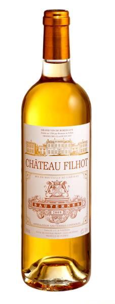 Chateau Filhot – 2nd Grand Cru Classé de Sauternes – 2009