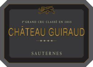 Château Guiraud – 1er Grand Cru Classé de Sauternes – 2013