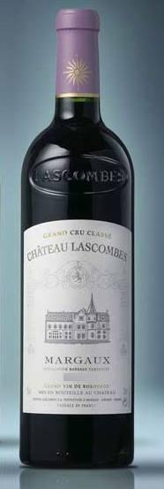 Château Lascombes – 2ème Cru Classé, Margaux – 2013