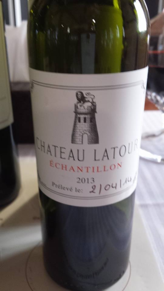Château Latour – 1er Cru Classé, Pauillac – 2013