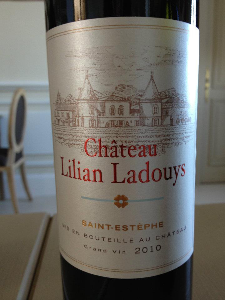 Château Lilian Ladouys 2010 – Saint-Estèphe – Cru Bourgeois