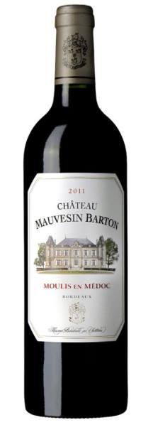 Château Mauvesin Barton 2011 – Moulis en Médoc