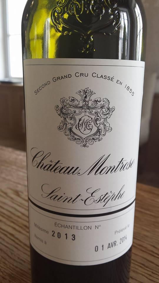 Château Montrose 2013 – 2nd Cru Classé, Saint-Estèphe