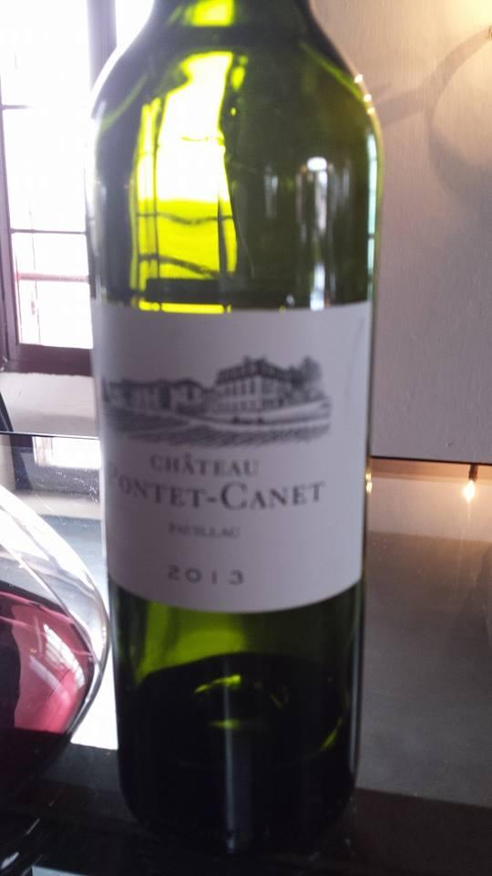 Château Pontet-Canet 2013 – 5ème Cru Classé, Pauillac