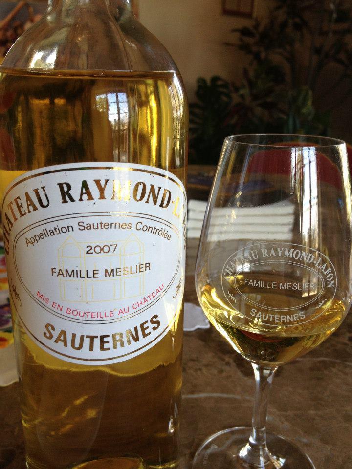 Château Raymond-Lafon 2007 – Sauternes