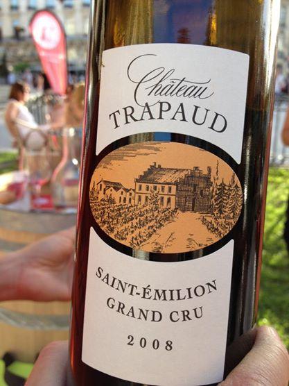 Château Trapaud – Saint-Emilion Grand Cru – 2008