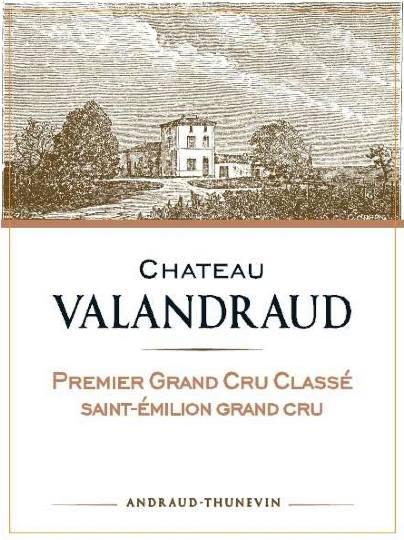 Château Valandraud – 1er Grand Cru Classé B de Saint-Emilion – 2013