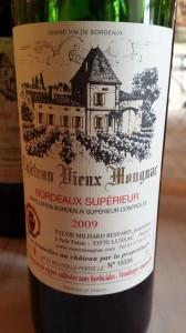 Château Vieux Mougnac 2009 – Bordeaux Supérieur