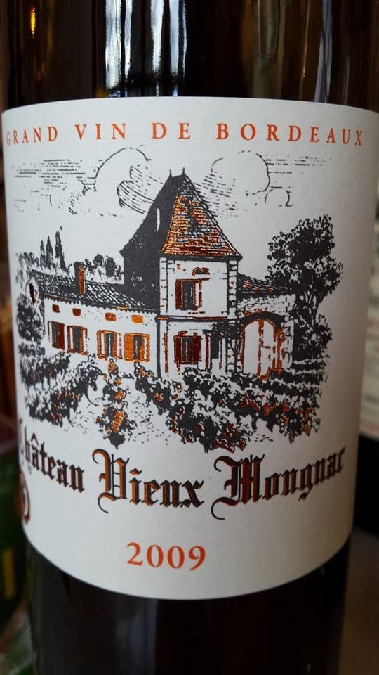 Château Vieux Mougnac 2009 – Bordeaux Supérieur (sweet wine)