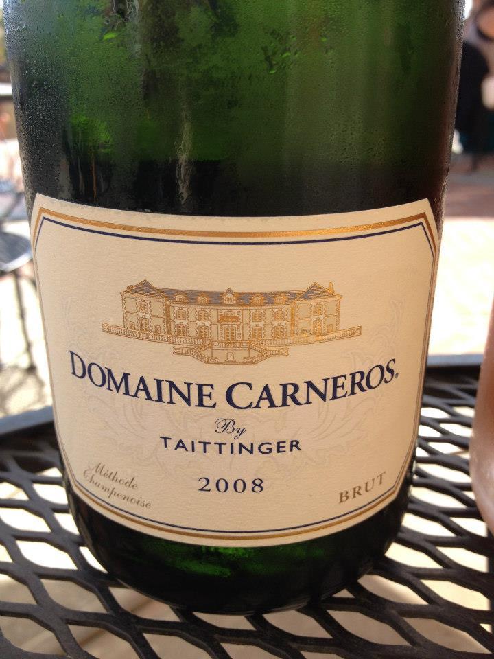 Domaine Carneros by Taittinger – Brut 2008