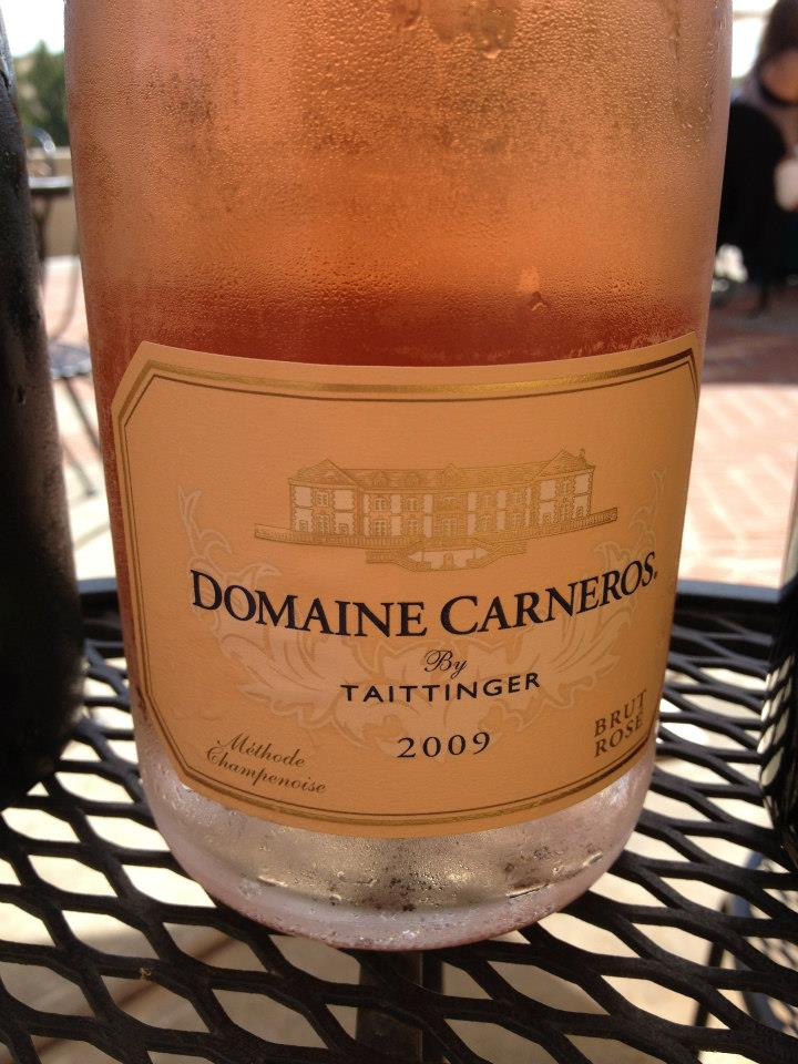 Domaine Carneros by Taittinger – Brut Rosé 2009 – Napa Valley