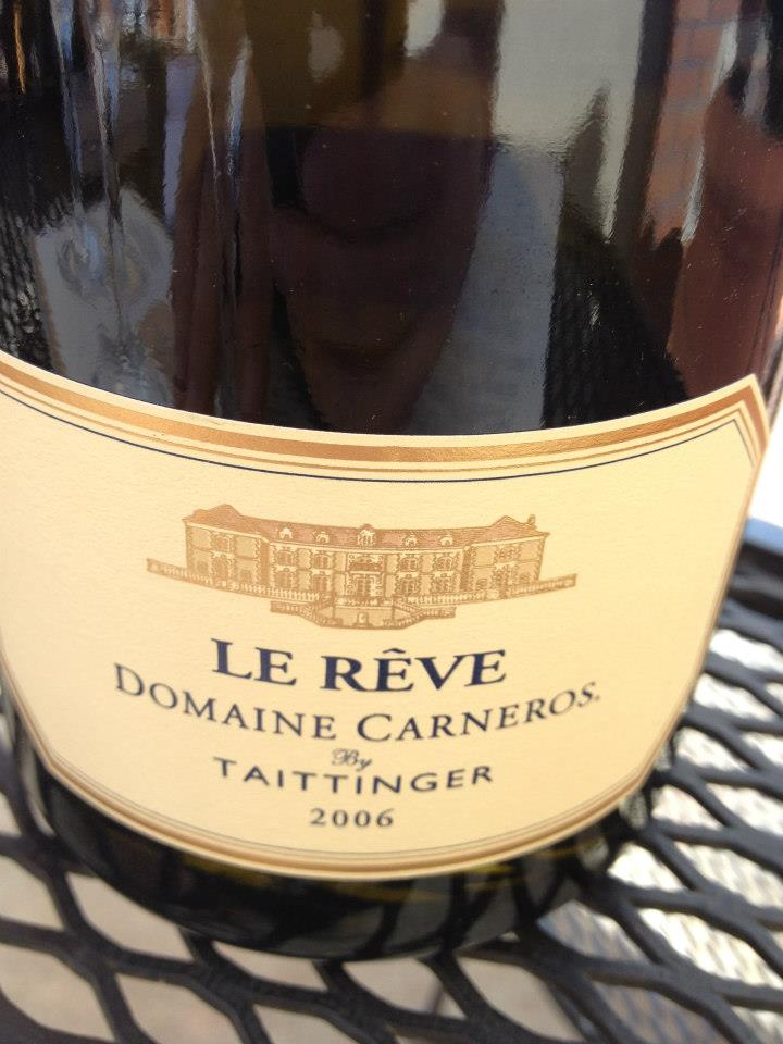 Domaine Carneros by Taittinger – Le Rêve 2006 – Blanc de blancs – Napa Valley