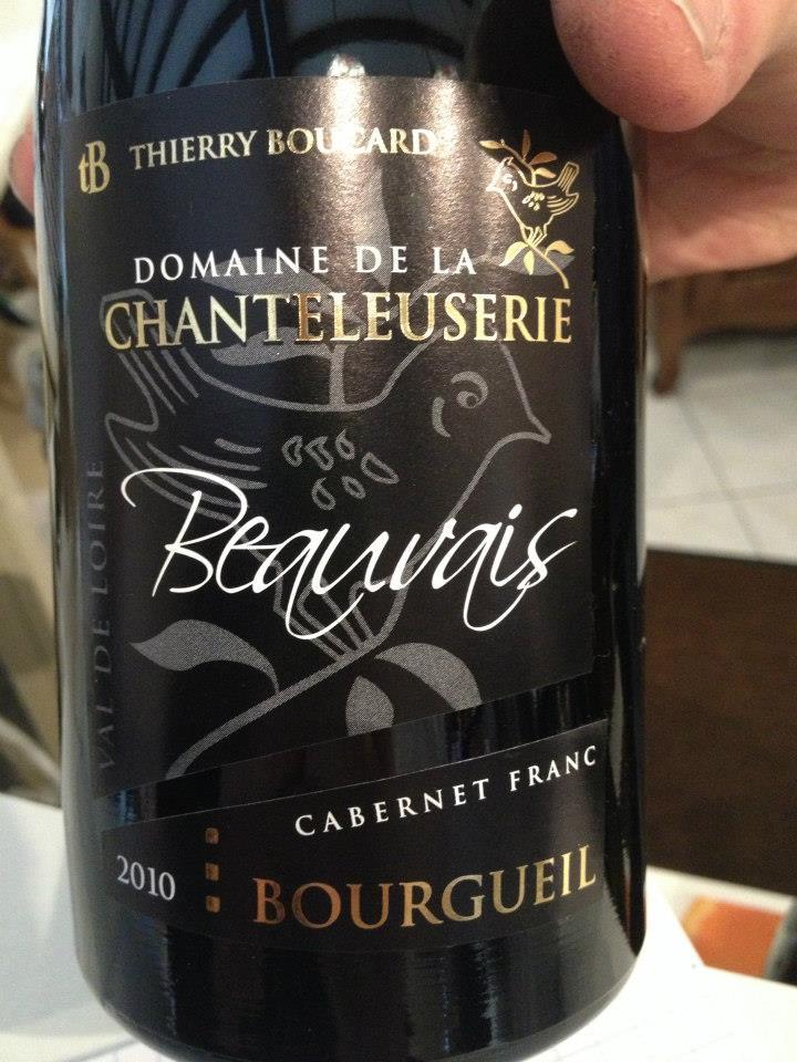 Domaine de la Chanteleuserie – Cuvée Beauvais 2010 – Bourgueil