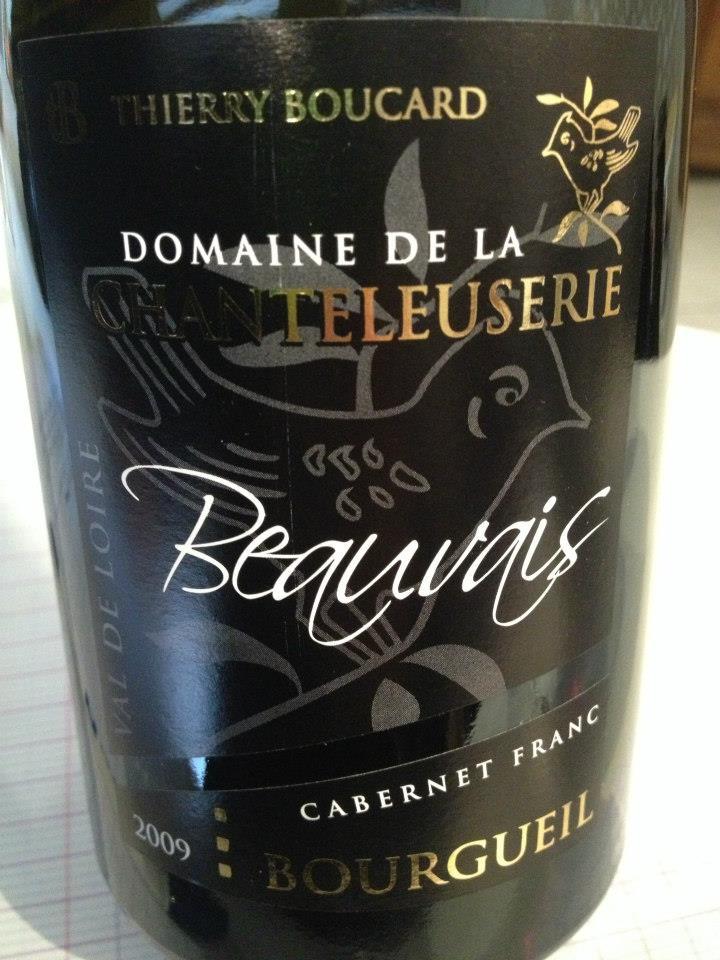 Domaine de la Chanteleuserie – Cuvée Beauvais 2009 – Bourgueil
