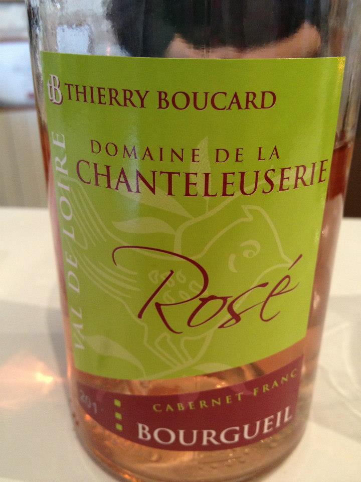 Domaine de la Chanteleuserie – Rosé 2011 – Bourgueil