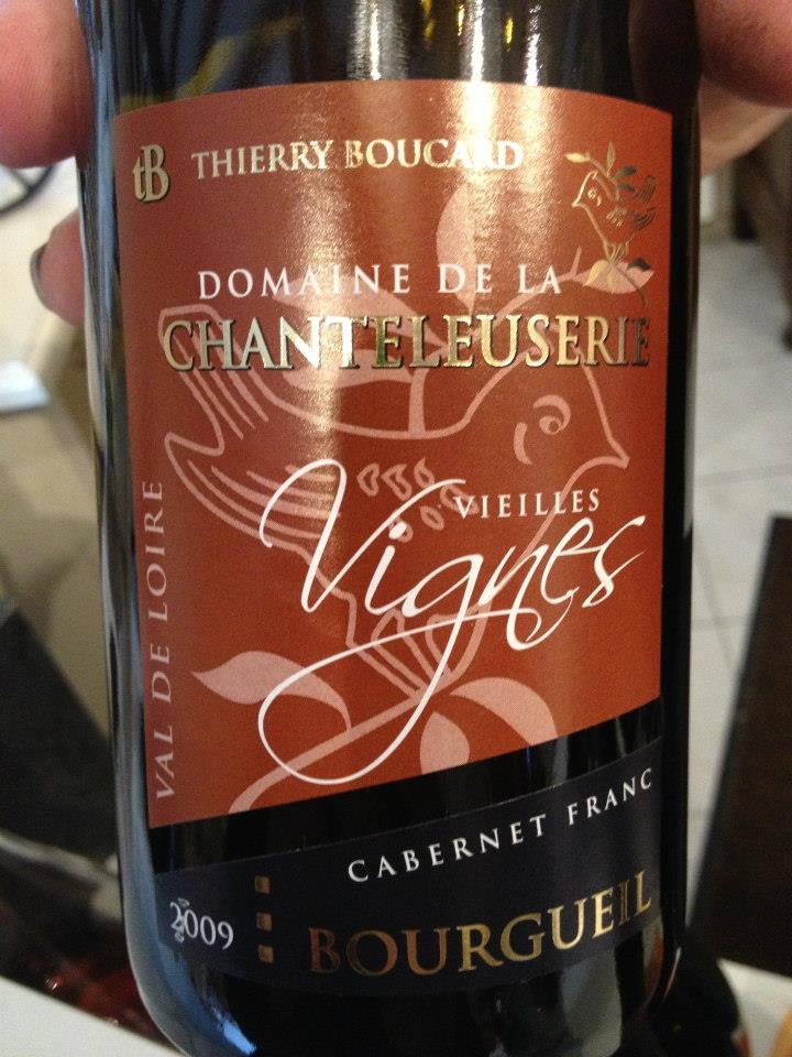 Domaine de la Chanteleuserie – Vieilles Vignes 2009 – Bourgueil