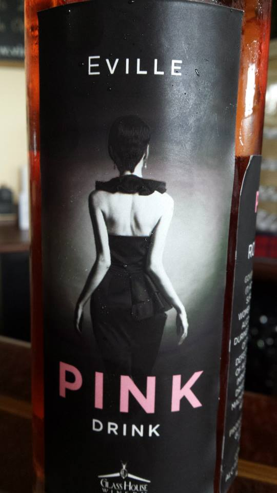 Glass House Winery – EVill Pink Drink 2013