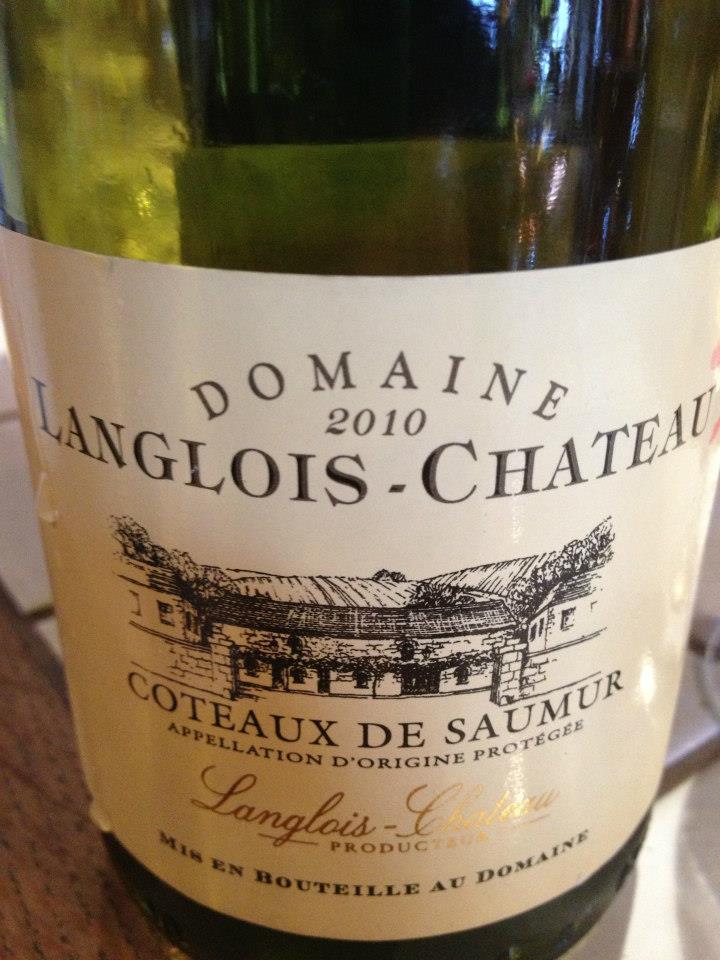 Domaine Langlois-Chateau 2010 – Coteaux de Saumur