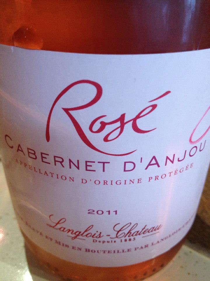 Domaine Langlois-Chateau – Cabernet d'Anjou – Rosé 2011