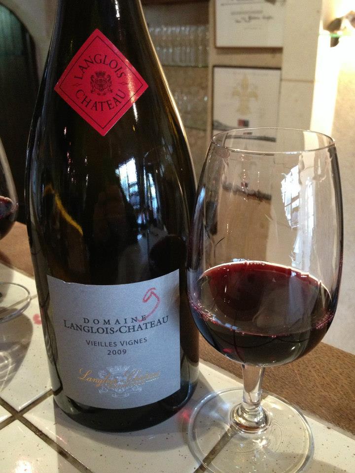 Domaine Langlois-Chateau – Vieilles Vignes 2009 – Saumur Champigny