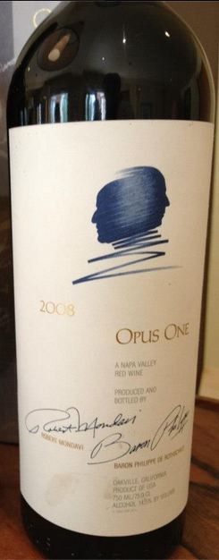 Opus One 2008 – Napa Valley