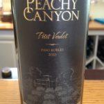 Peachy Canyon Winery – Petit Verdot 2010 – Paso Robles