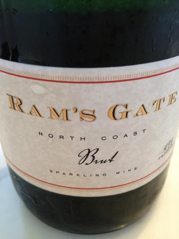 Ram's Gate Winery – Brut – North Coast