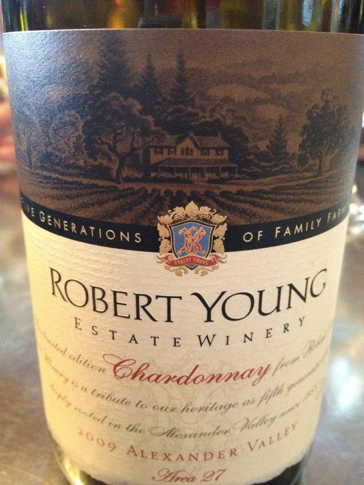 Robert Young – Chardonnay 2009 – Aréa 27 – Alexander Valley – Sonoma