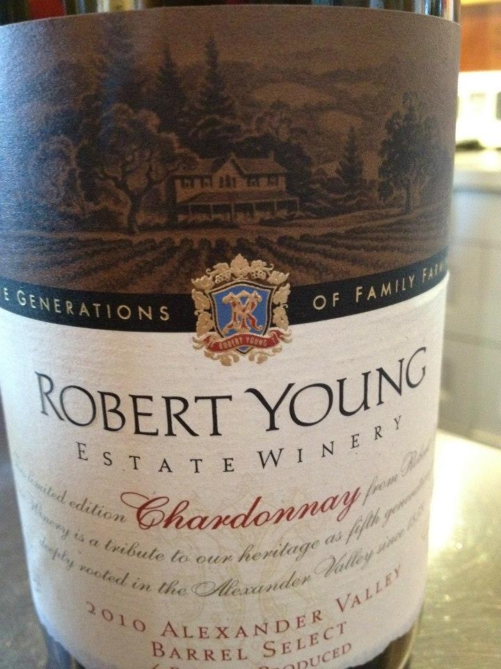 Robert Young – Chardonnay 2010 – Alexander Valley – Sonoma